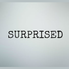 Verrast