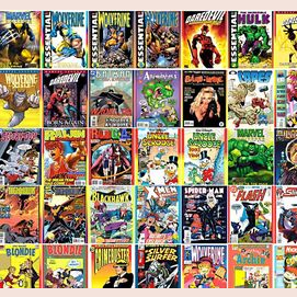 Comic Book Clubs and/or Book Clubs