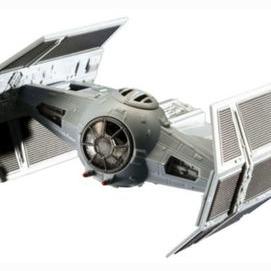 Darth Vader Jet