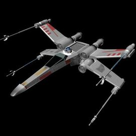 Fighter X- Wing