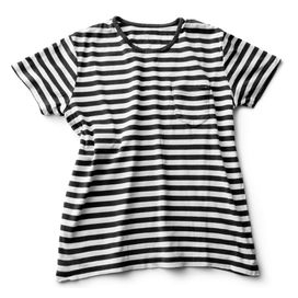 A Breton striped t-shirt