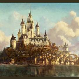 King Marcus' castle