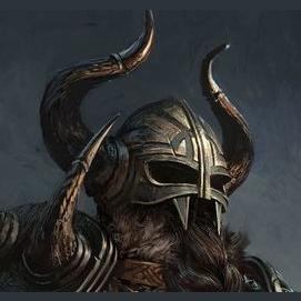 Great Horned Helmet