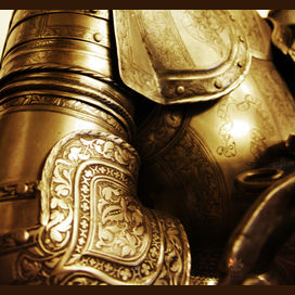 Gold-Plated Armor