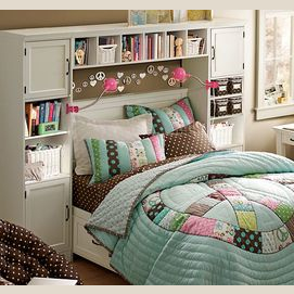 Chock-full of pastel colors and creative patterns.