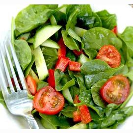 Salad or sandwich