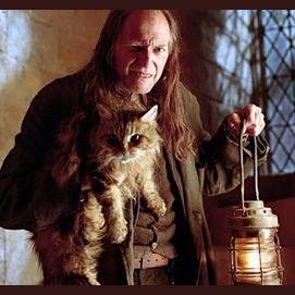 Mrs. Norris (Harry Potter)