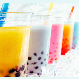 Exotic Drinks for the Acquired Taste (like Bubble Tea