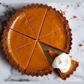 One big pie