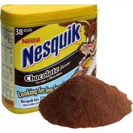 Nesquick powder