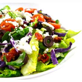 A nice salad please