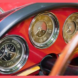 My red Ferrari, of course