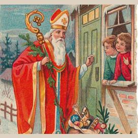Religious Santa