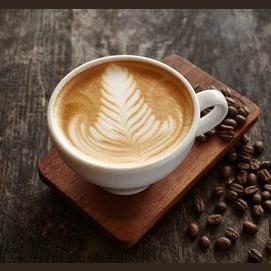 An espresso