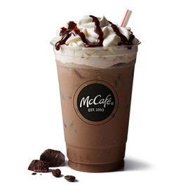 McCafé Mocha Frappé