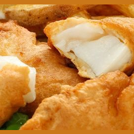 Cod fish sticks