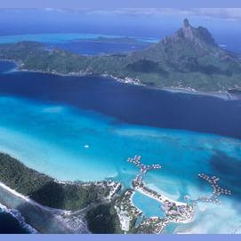 Matira Beach, French Polynesia
