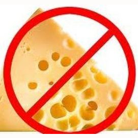 No Cheese, please!
