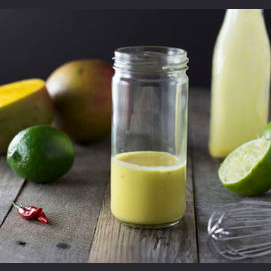 Mango-Lime Dressing