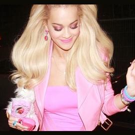 A slutty barbie doll