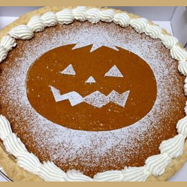 Halloween- or Fall-Themed Desserts
