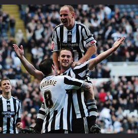 Nicky Butt and Kevin Nolan