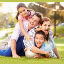 Having a happy family