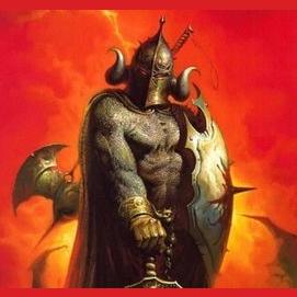 Hades, God of the Underworld.