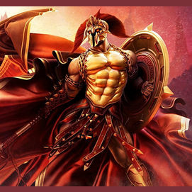 Ares, God of War.