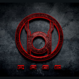 The Red Lantern Corps