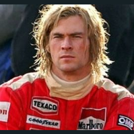 """James Hunt from """"Rush"""""""