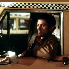 """Travis Bickle from """"Taxi Driver"""""""