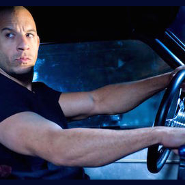 """Dominic Torreto from """"Furious 7"""""""