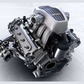 The engine type