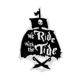 We Ride With The Tide!!!