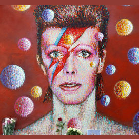 Does David Bowie count?