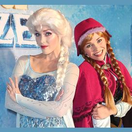 Anna or Elsa