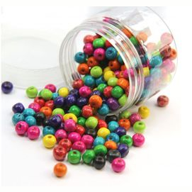 Anything with beads on it