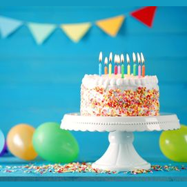 My Birthday, duh!