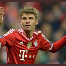 Thomas Muller - A footballer like no other