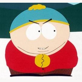 Cartman - Loud & arrogant