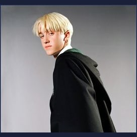 How would Draco Malfoy feel about you??