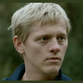 """Thure Lindhardt (actor, """"Into The Wild,"""" """"Angels & Demons"""")"""