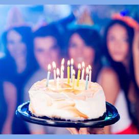 Your birthday