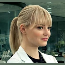Actually, I'm more of a Gwen Stacy stan.