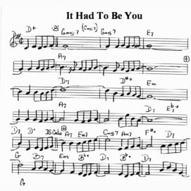 """""""It Had to Be You"""" - Various"""