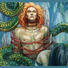 Loki, God of Mischief and Mayhem
