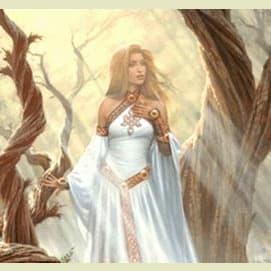Vör, Goddess of Wisdom and Peace