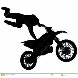 Extreme Stunt Performer