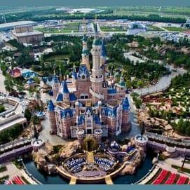 Shanghai Disney!